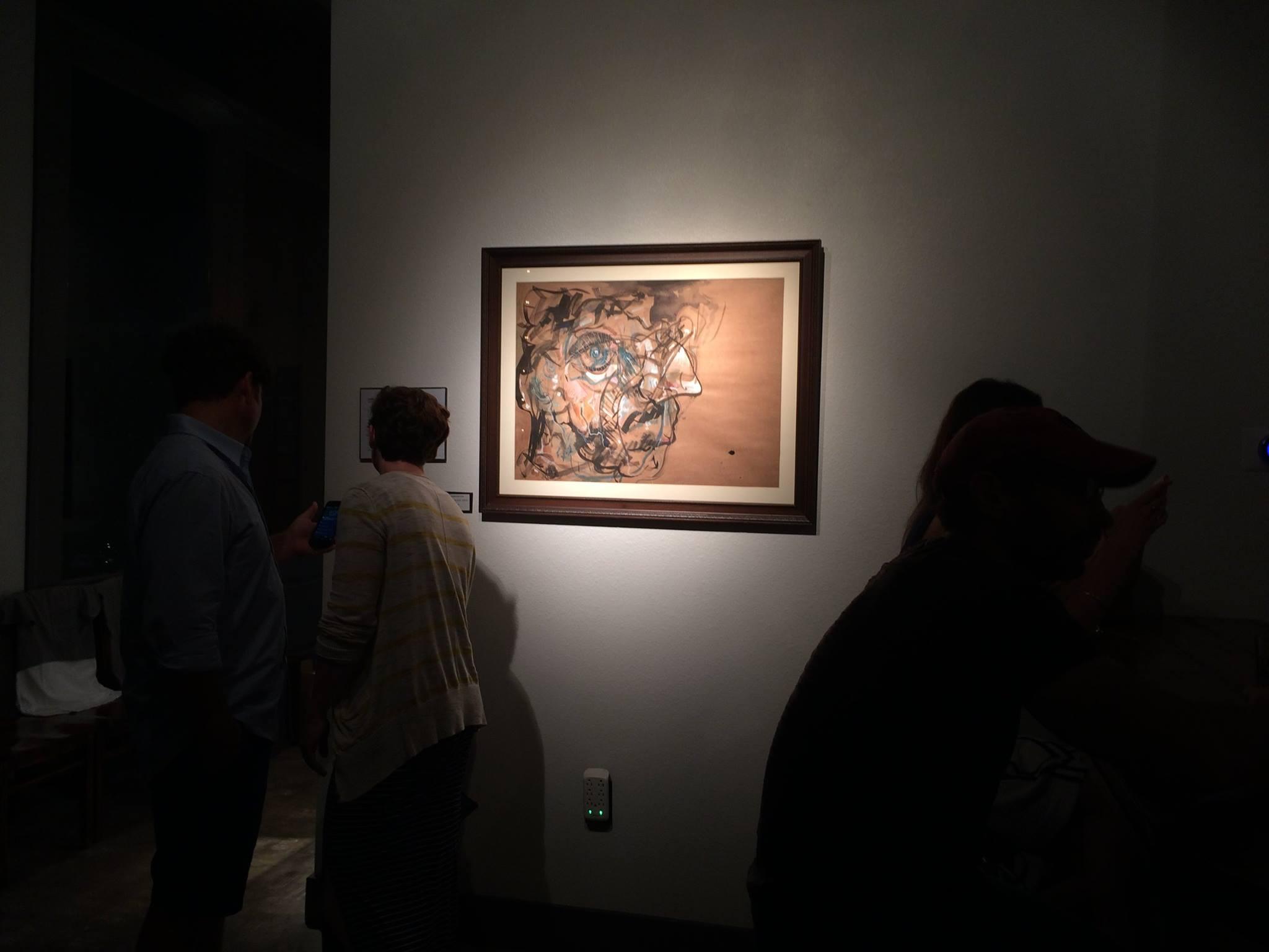 Hurricane Earl. Exhibition: The Proletariat Gallery, Galveston, Texas, USA, 2016.