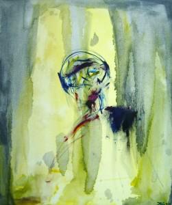 Fantasma - Oil on canvas 50 by 60 cm. 2011