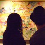 Cuatro Veces. Exhibition: Galería de Arte Buenos Aires