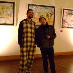 Boobytrap exhibition by Justin Earl Grant Santiago de Chile 2015